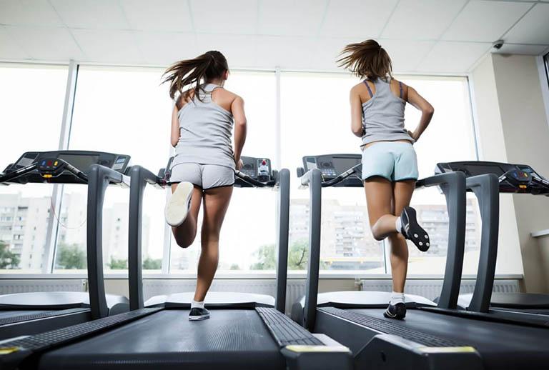 Duy trì thói quen luyện tập thể dục thể thao