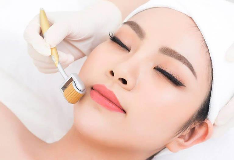 Cách chăm sóc da sau lăn kim - Phục hồi nhanh