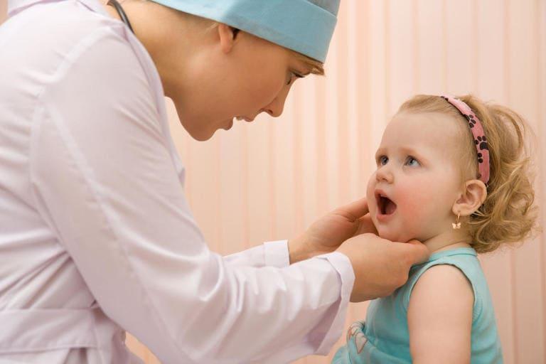 cách chữa viêm lợi cho trẻ tại nhà