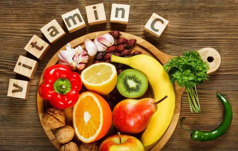 Cách làm kinh nguyệt đến sớm bằng việc bổ sung thêm thực phẩm giàu vitamin C