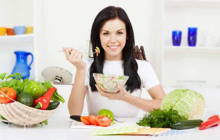 Chế độ ăn uống hợp lý giúp phòng tránh đau dạ dày