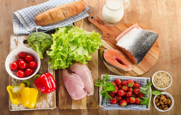 Chế độ dinh dưỡng là một yếu tố nguy cơ gây hiện tượng bế kinh