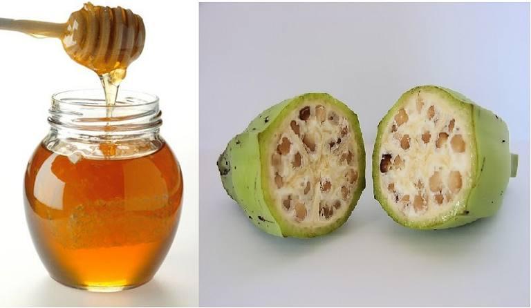 Điều trị đau dạ dày bằng chuối hột và mật ong
