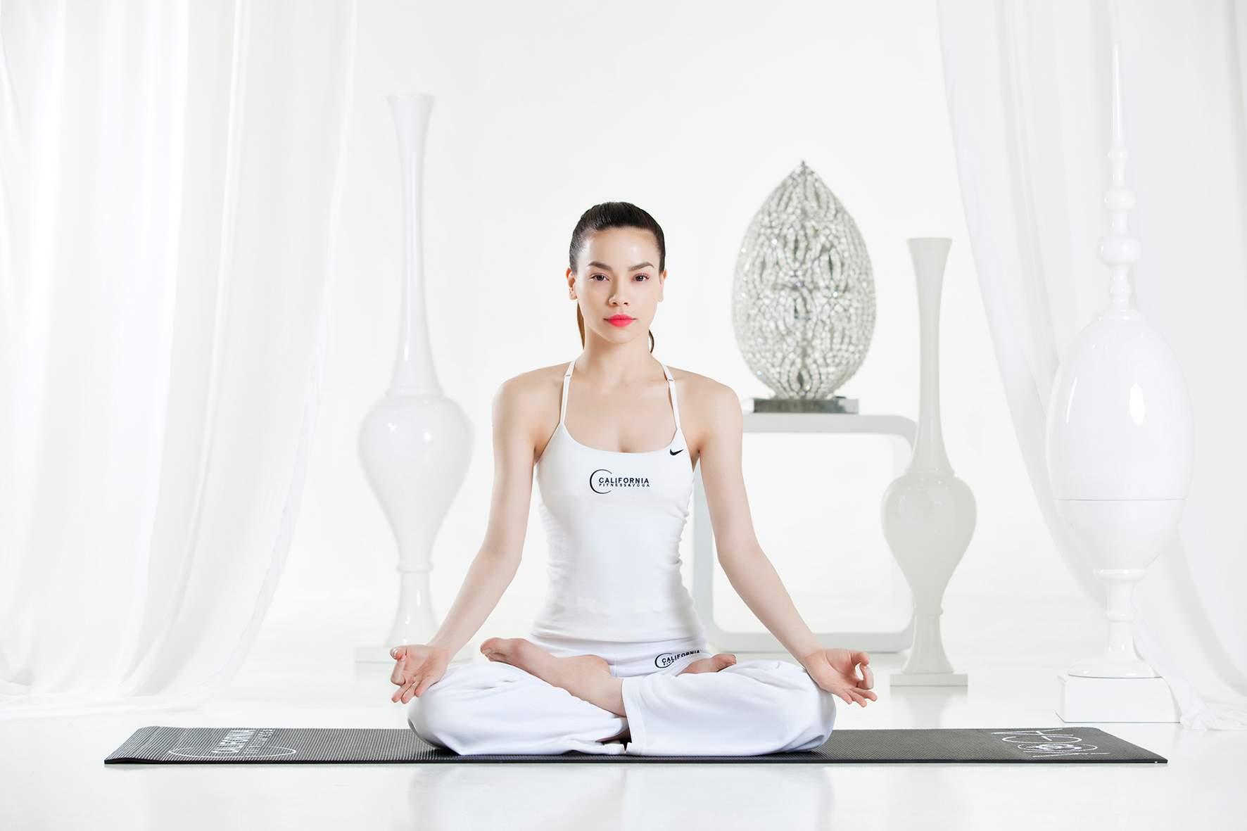 Bài tập yoga kiểm soát hơi thở điều trị đau dạ dày