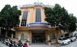 Bệnh viện nam học và hiếm muộn Hà Nội là cơ sở y tế tin cậy mà nam giới có thể yên tâm khám chữa