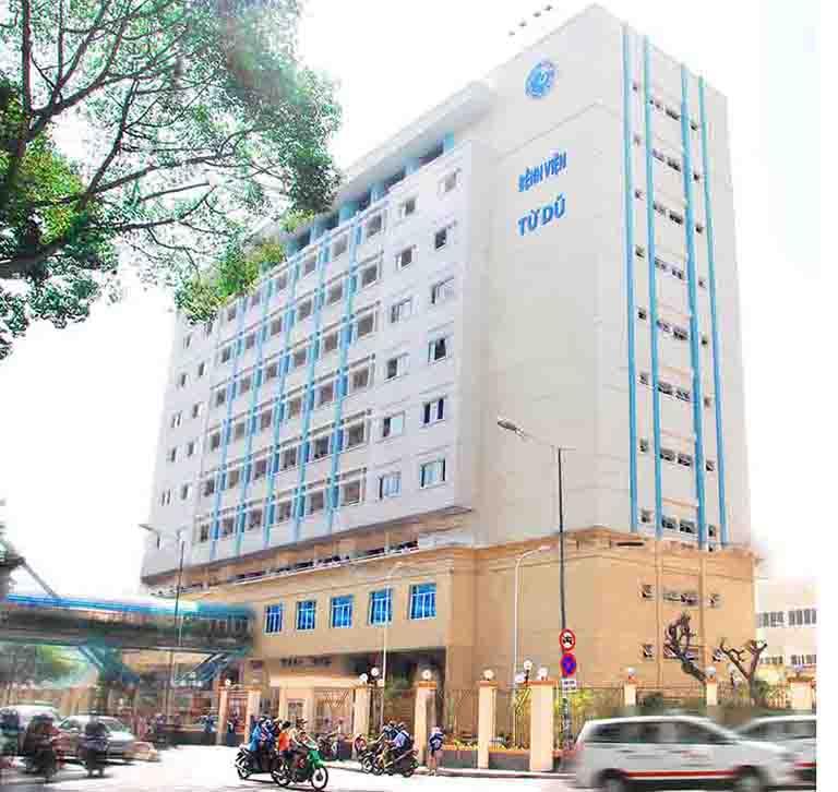 Bệnh viện Từ Dũ là một trong những bệnh viện lớn, uy tín hàng đầu khu vực phía nam