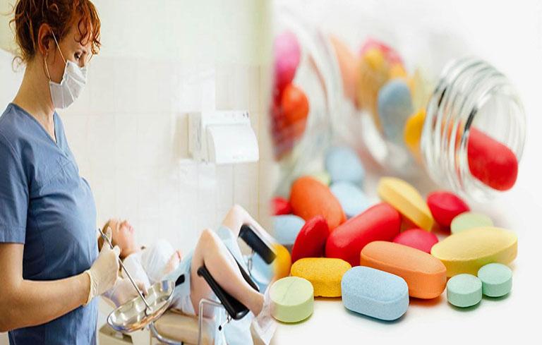 Tây y điều trị kinh nguyệt ra ít bằng thuốc hoặc các thủ thuật ngoại khoa