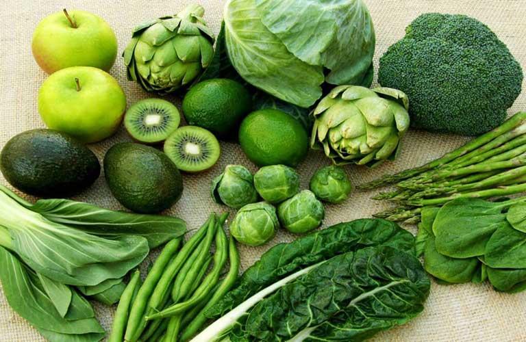 Đang có kinh nguyệt nên ăn gì - chị em hãy bổ sung các loại rau