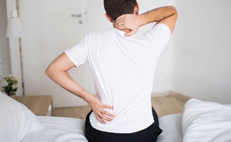 nguyên nhân đau khớp sau khi quan hệ