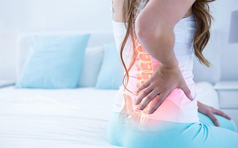 nguyên nhân gây đau lưng khi nằm