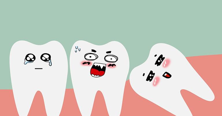 đau răng khôn
