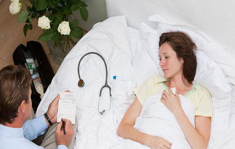 Bệnh lý Phụ khoa cũng là một trong những nguyên nhân dẫn đến tình trạng chậm kinh