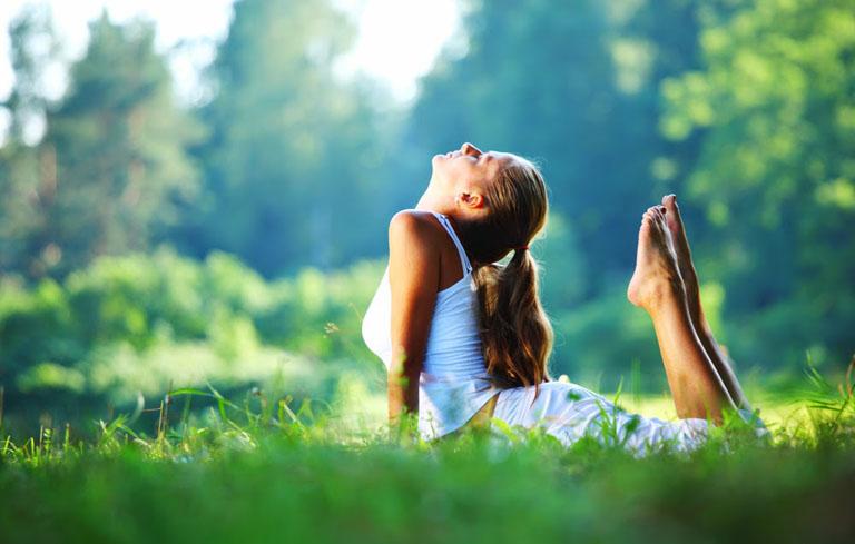 Duy trì thói quen tập thể dục thường xuyên giúp cơ thể luôn khỏe mạnh