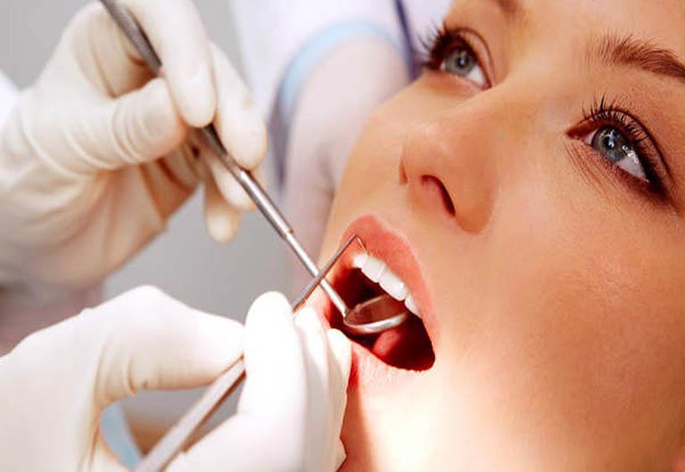 Chữa răng nhạy cảm bằng phương pháp tái khoáng