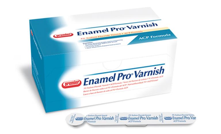 Gel bôi Enamel Pro Varnish có tác dụng chống ê buốt và ngừa sâu răng cho trẻ em