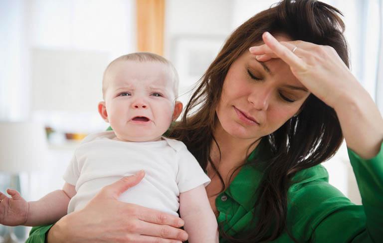Hậu sản là cụm từ chỉ chung các bệnh phụ nữ gặp sau sinh