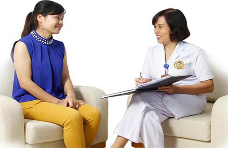 Không chỉ điều trị tốt viêm nhiễm phụ khoa bác sĩ Hà còn là một chuyên gia chữa các vấn đề hậu sản
