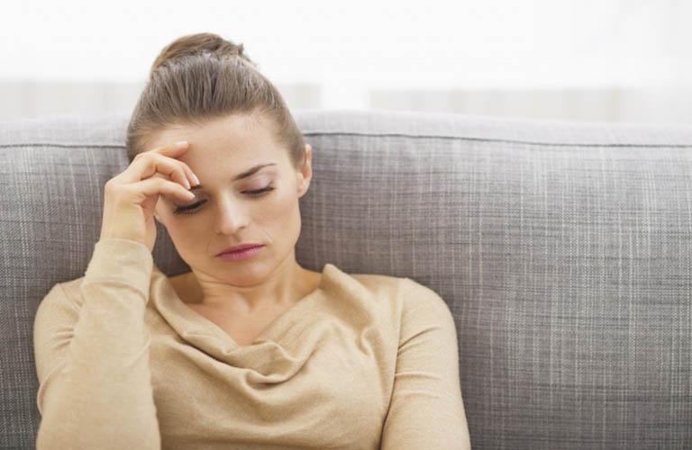 Kinh nguyệt ra cục thịt có thể do phụ nữ bước vào thời kỳ tiền mãn kinh