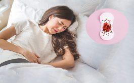 Kinh nguyệt ra nhiều, đau bụng kinh là nỗi ám ảnh của cô gái trẻ suốt thời đi học