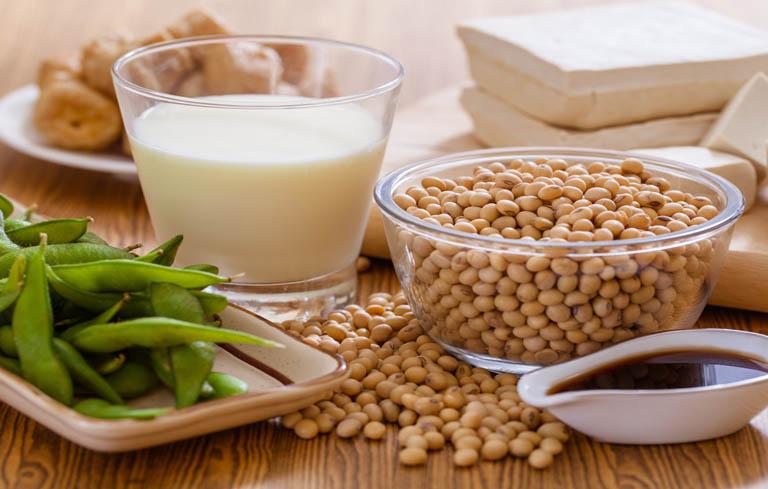 Lạc nội mạc tử cung nên ăn gì - Cần bổ sung thực phẩm từ đậu nành