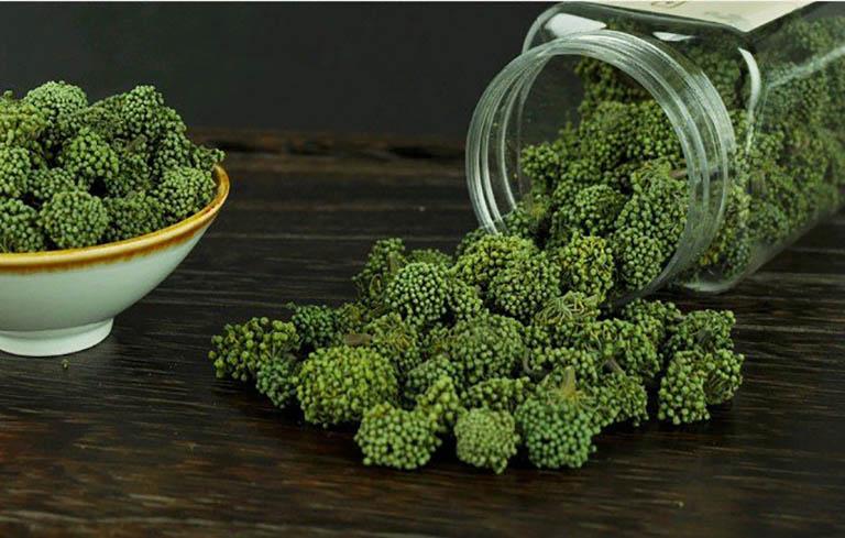 Hoa tam thất có tác dụng chữa bệnh