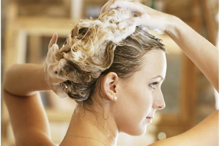 Điều trị nấm da đầu nặng