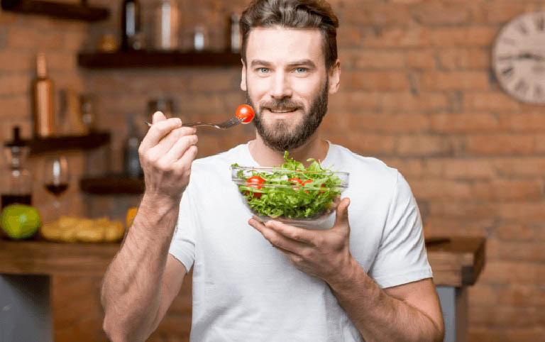 Xây dựng chế độ ăn uống khoa học giúp hạn chế và đẩy lùi bệnh tật