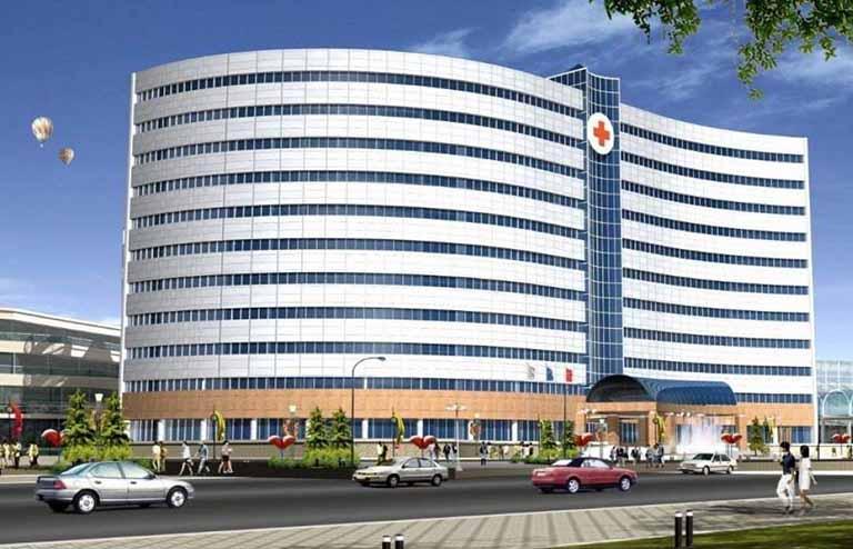 Các bệnh viện lớn thường được nhiều người tin tưởng về chất lượng khám, chữa bệnh