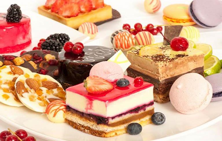 Không nên ăn nhiều đồ ngọt