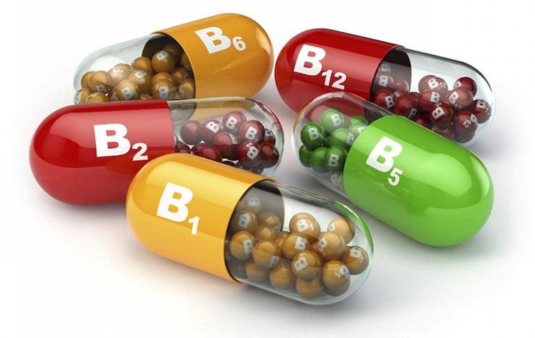 Các đối tượng bị nhiệt miệng không nên bỏ qua viên uống vitamin nhóm B