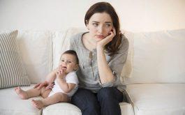 Rối loạn kinh nguyệt sau sinh