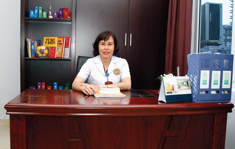 Thạc sĩ, bác sĩ Đỗ Thanh Hà chữa lạc nội mạc tử cung bằng Đông y