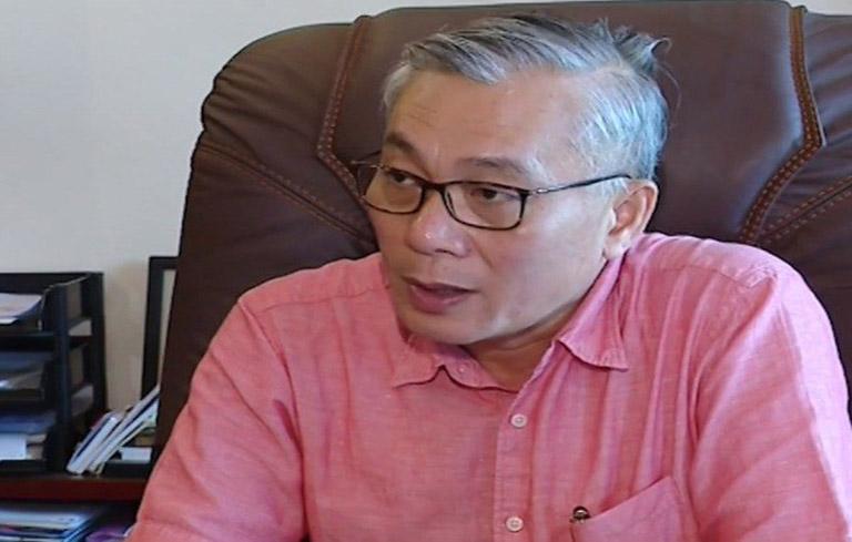 Bác sĩ Nguyễn Đức Hinh - Hiệu trưởng Trường Đại học Y Hà Nội, Phó Giám đốc, phụ trách khoa Khám bệnh theo yêu cầu tại Bệnh viện Phụ sản Trung ương