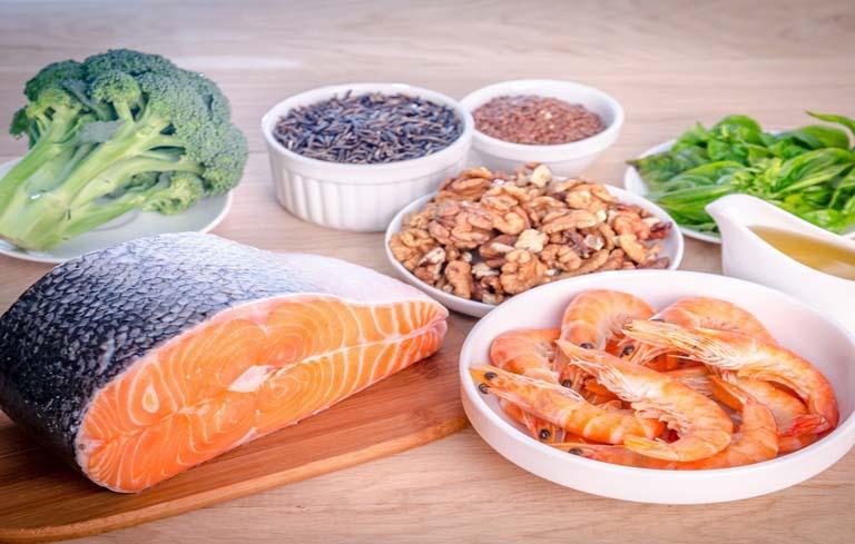 Thực phẩm giàu axit béo omega-3 có công dụng giảm đau và kháng viêm