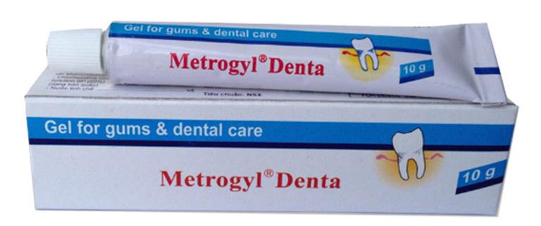 Thuốc bôi Metrogyl Denta thường được chỉ định điều trị những trường hợp viêm nha chu mãn tính