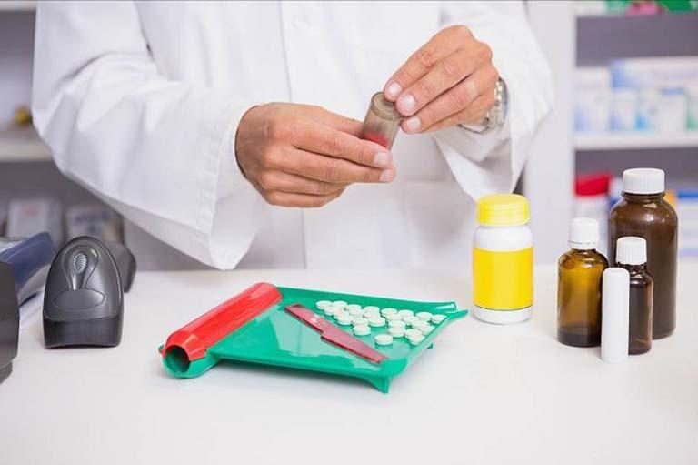 Sử dụng thuốc chữa bệnh bao giờ cũng tiện lợi và đem lại hiệu quả điều trị nhanh