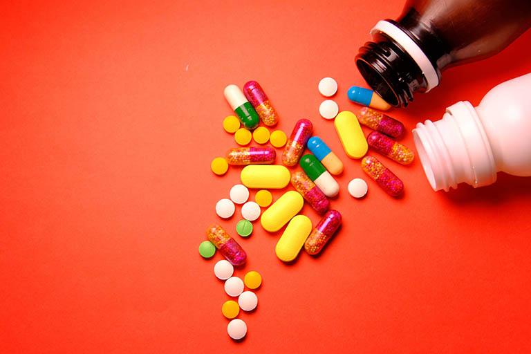 Nhóm thuốc kháng sinh Amoxicilline sử dụng kết hợp Acid Clavulantate