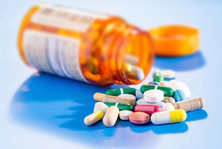 Mặc dù đã sử dụng nhiều loại kháng sinh nhưng tình trạng bệnh không thuyên giảm