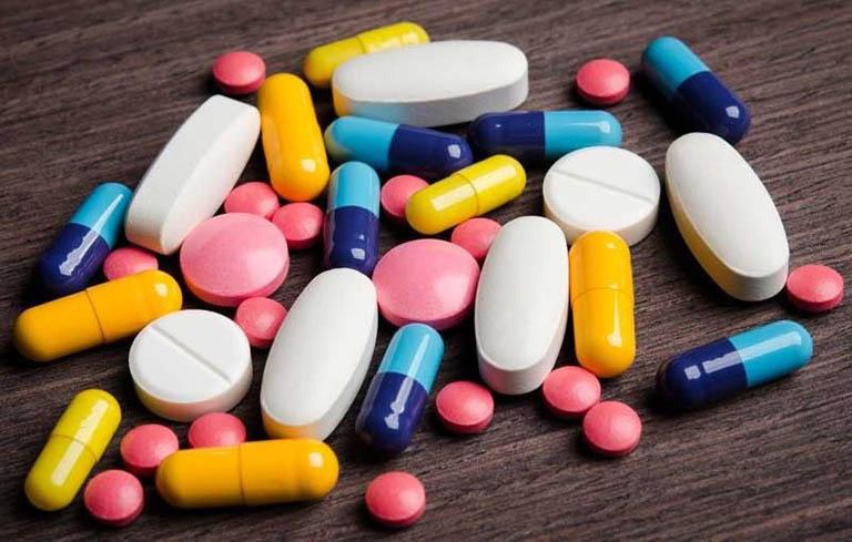 Thuốc Tây mang đến nhiều công dụng trong điều trị tình trạng cường kinh