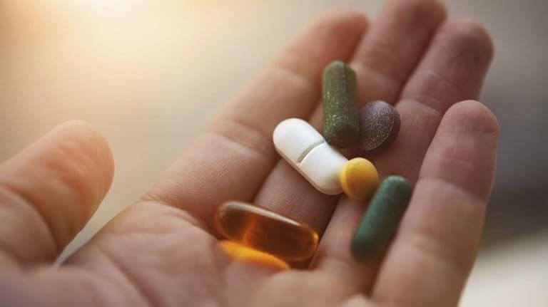 Thuốc uống trị vảy nến phấn hồng