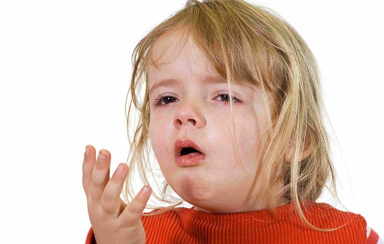 Trẻ bị viêm thanh quản thường gặp biến chứng nhanh