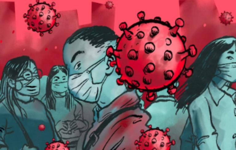 Sự bùng phát của dịch bệnh do virus Corona đang khiến người dân vô cùng lo lắng