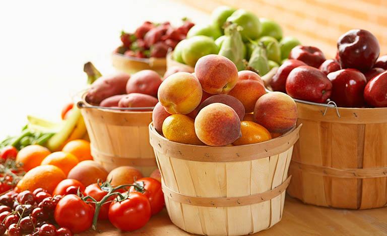 Viêm phổi nên ăn hoa quả gì