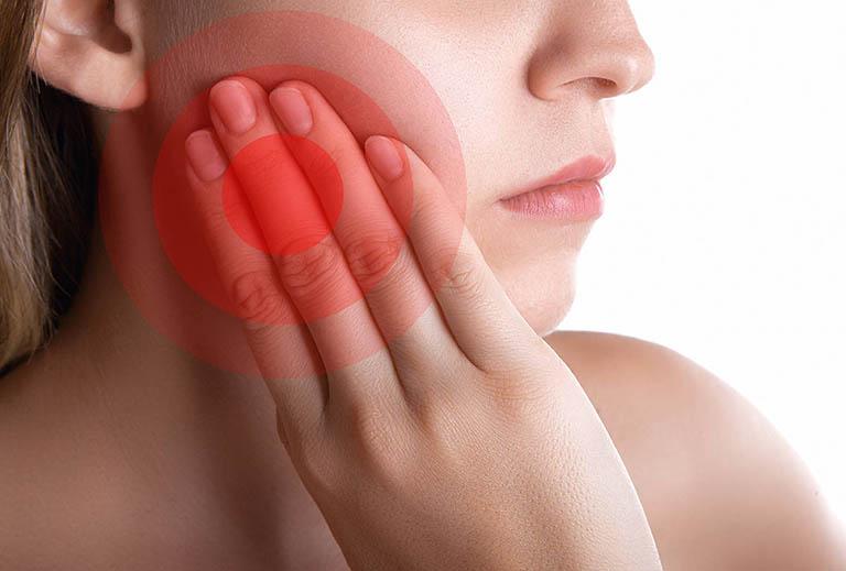 Viêm nhiễm vùng xương hàm
