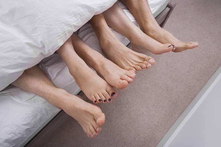 Quan hệ tình dục không an toàn cũng là nguyên nhân của nhiều căn bệnh nam khoa khác