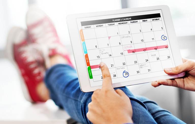 Xác định ngày có kinh sau rụng trứng để bạ chủ động hơn trong sinh hoạt, công việc