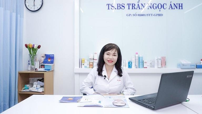 TS.BS Trần Ngọc Ánh