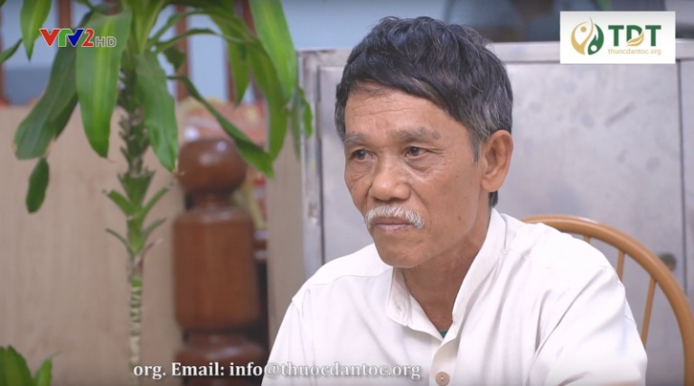 Bác Thành chia sẻ câu chuyện chữa viêm dạ dày bằng Sơ can Bình vị tán trên VTV2
