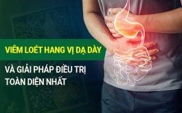 Bệnh viêm loét hang vị dạ dày