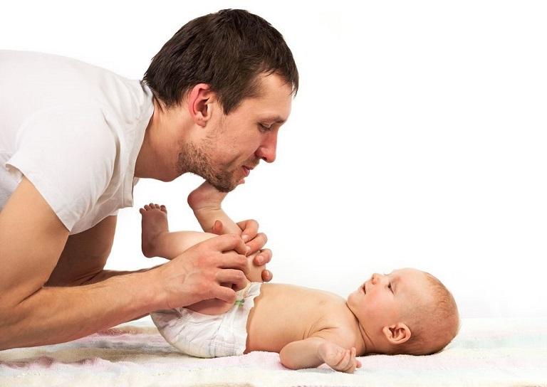 Nhờ Đỗ Minh Đường mà anh T được hưởng niềm hạnh phúc làm cha
